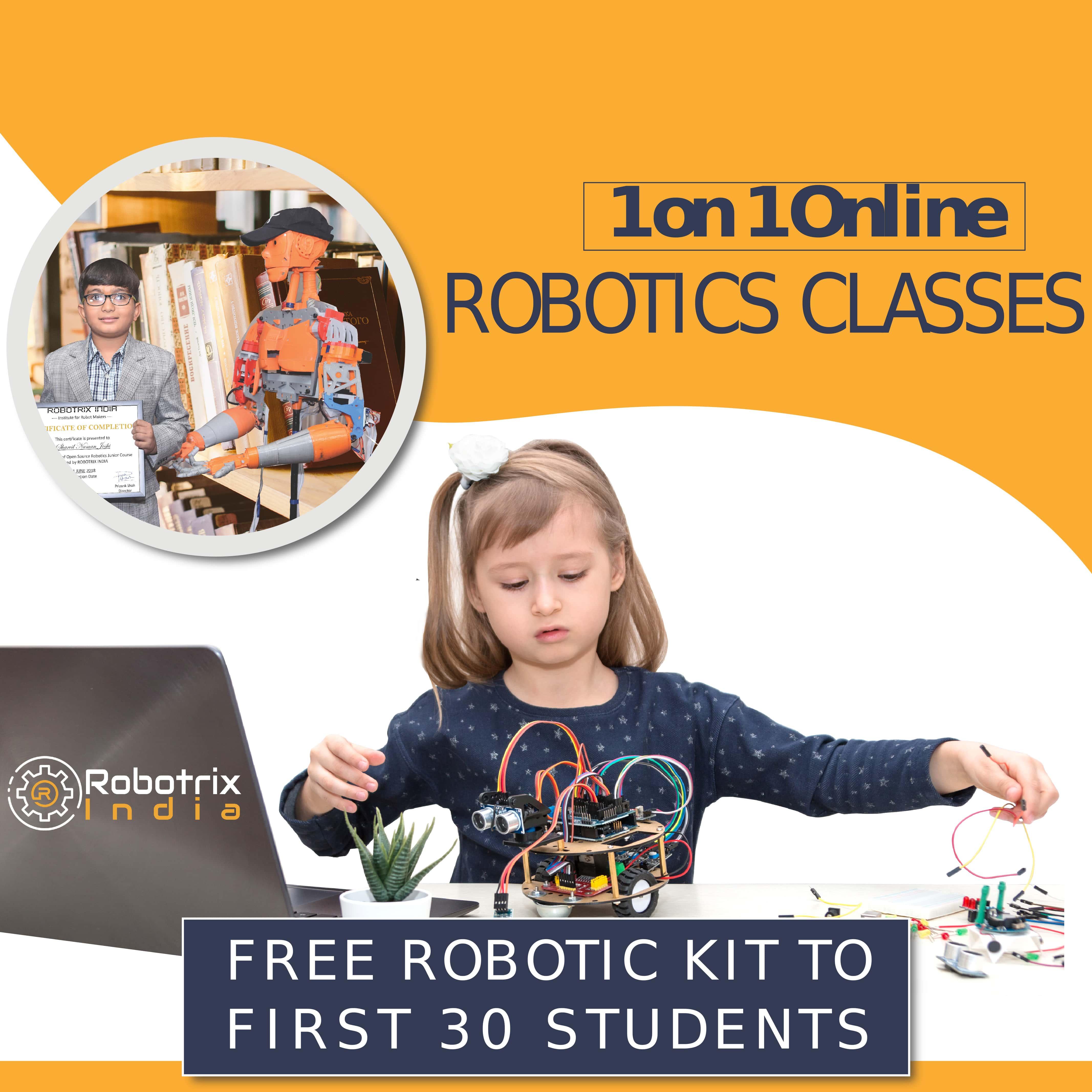 Robotrix India